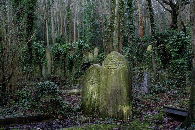 Historische Friedhöfe: Der Highgate Cemetery in London (1839)
