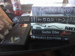 Guldhans Kolumne - VHS Kassetten