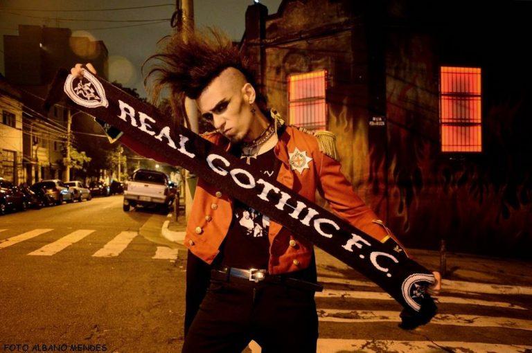 Real Gothic FC – Zwei gruftige Fußballteams aus England und Brasilien