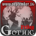 Gothic Friday September - Internet