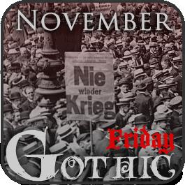 Gothic Friday 2016 - November