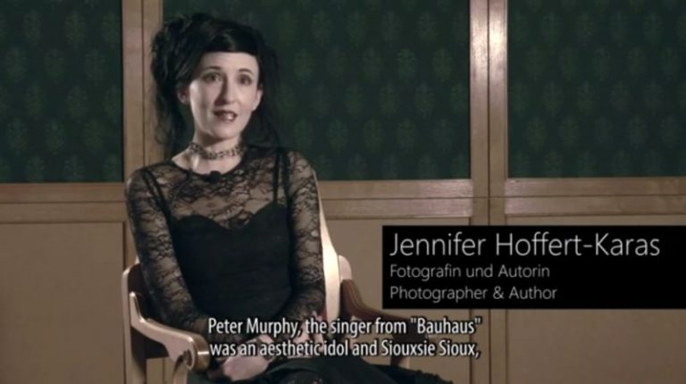 Leipzig in Schwarz – Interviews aus der Ausstellung als Videos