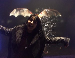 Sabrina The Bat Eulenforst