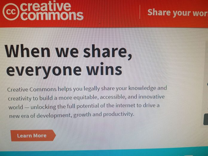 When we share, everyone wins