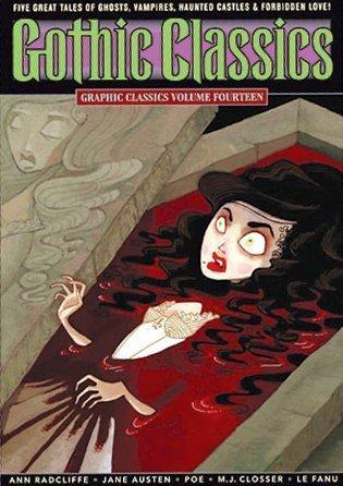 Gothic Classics Graphic Novel