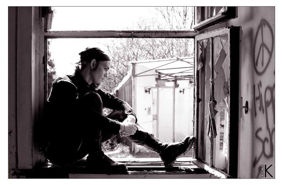 Gothic Friday Karnstein im Fenster