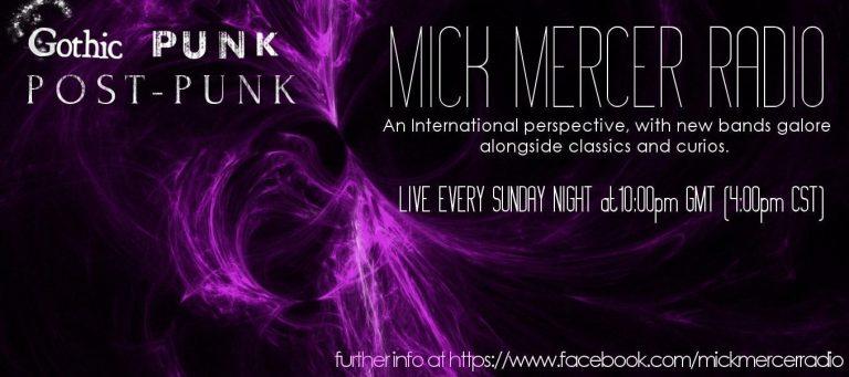 Farblos in der Mick Mercer Radioshow #32