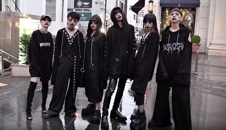 Die modische Zukunft unserer Subkultur: Harajuku Street Fashion