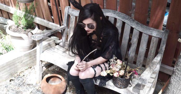 Goth Next Door