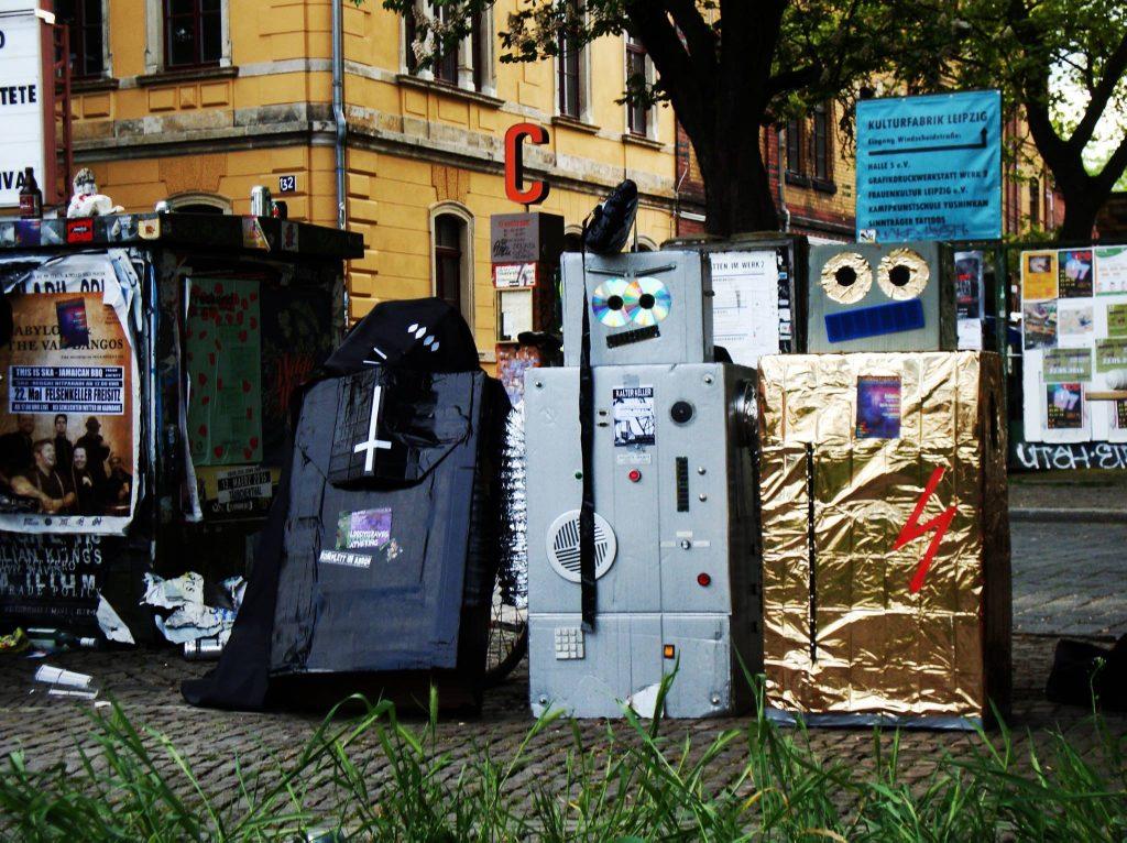 Robo Dance Invasion 2017