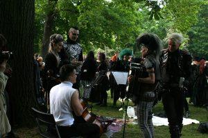 Viktorianische Picknick - Eine Wunschvorstellung