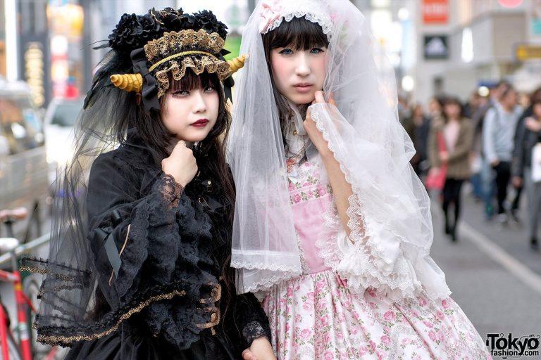Japanische Subkulturen: Die schrillen Fassaden der Jugend