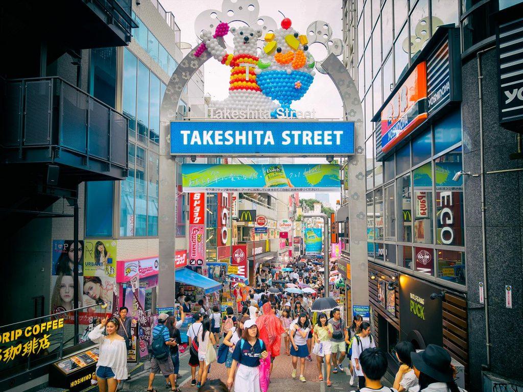 Takeshita Steet Harajuku