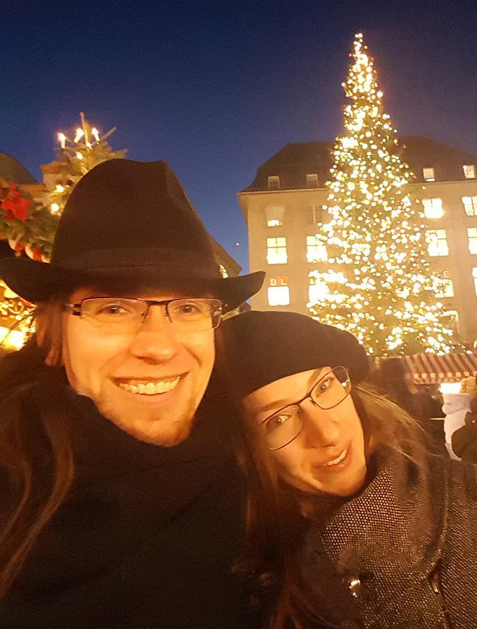 Weihnachten - Reinhard und Jenny (4)