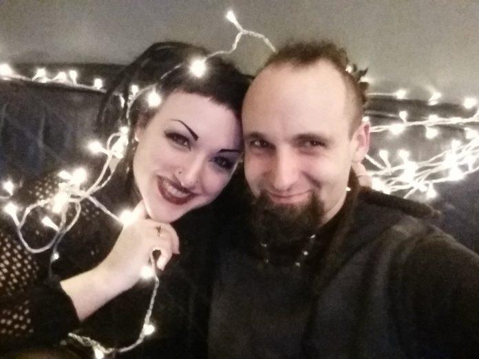 Weihnachten - Stephie und Teddy