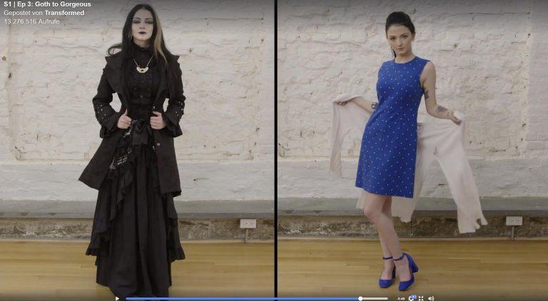 Goth to Gorgeous – Von der Individuellen zur Angepassten