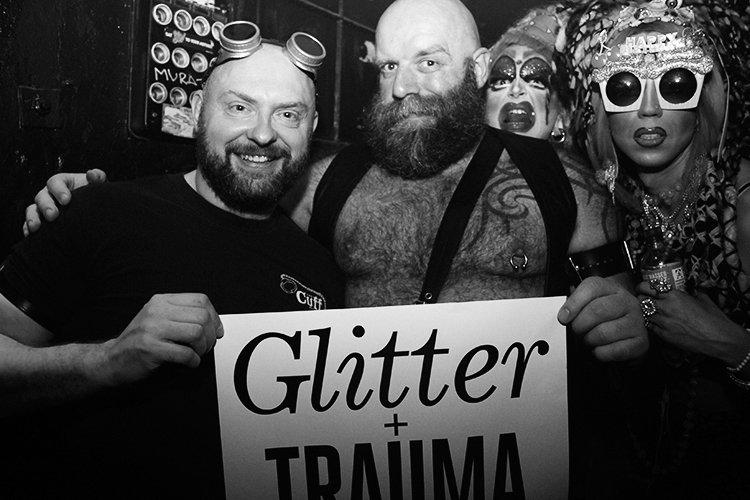 Glitter + Trauma: Interview mit Zacker, dem Veranstalter der düster-queeren Party während des WGT 2018