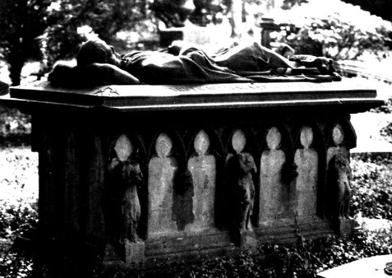 1999: Eine Bildertour über den Hauptfriedhof Frankfurt