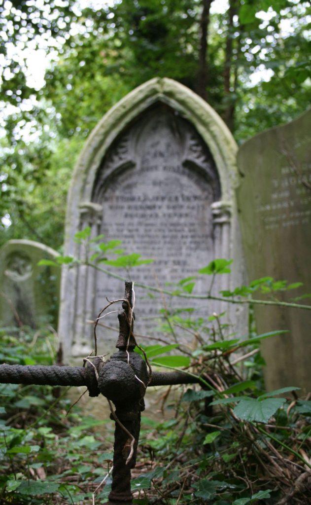 Abney Park Cemetery (1840)
