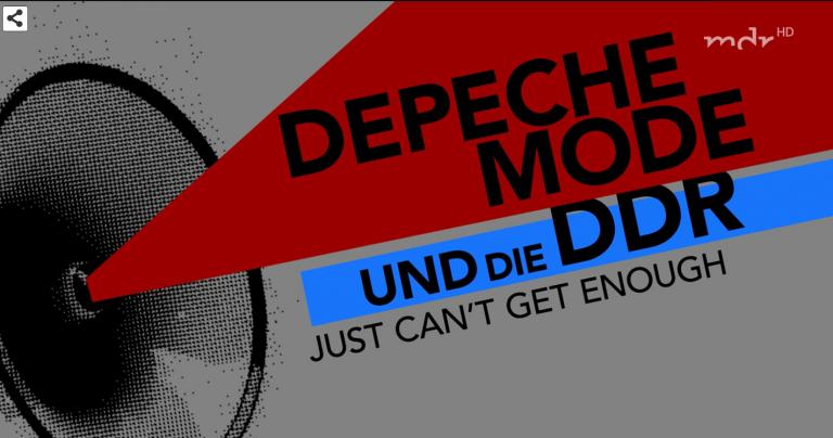 Depeche Mode und die DDR – Dokumentarfilm zum 30-jährigen Jubiläum eines legendären Konzertes