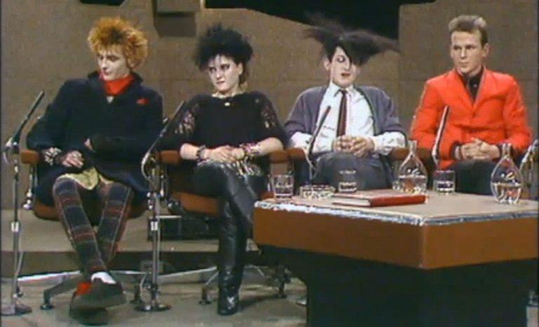1983: Dublins Subkulturen im Gespräch mit dem irischen Late-Night-Talker Gay Byrne