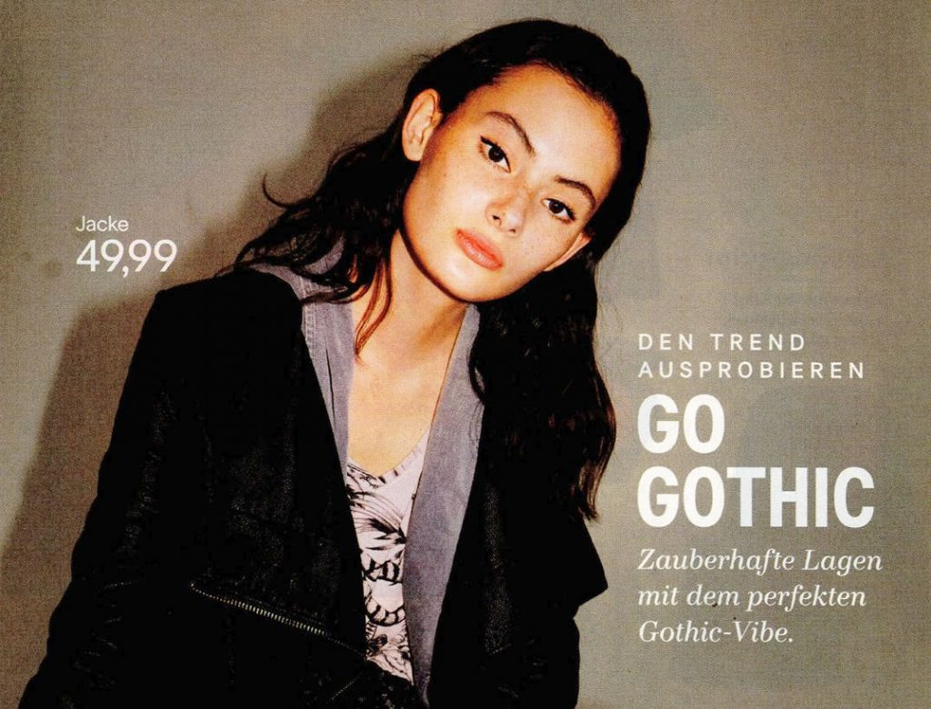 H&M Werbeanzeige