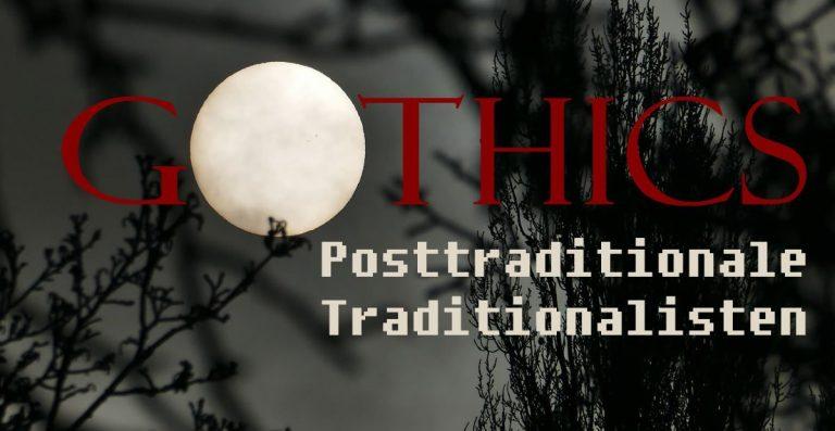 """Fachtext auf dem Prüfstand. Sind Gothics """"posttraditionale Traditionalisten""""?"""