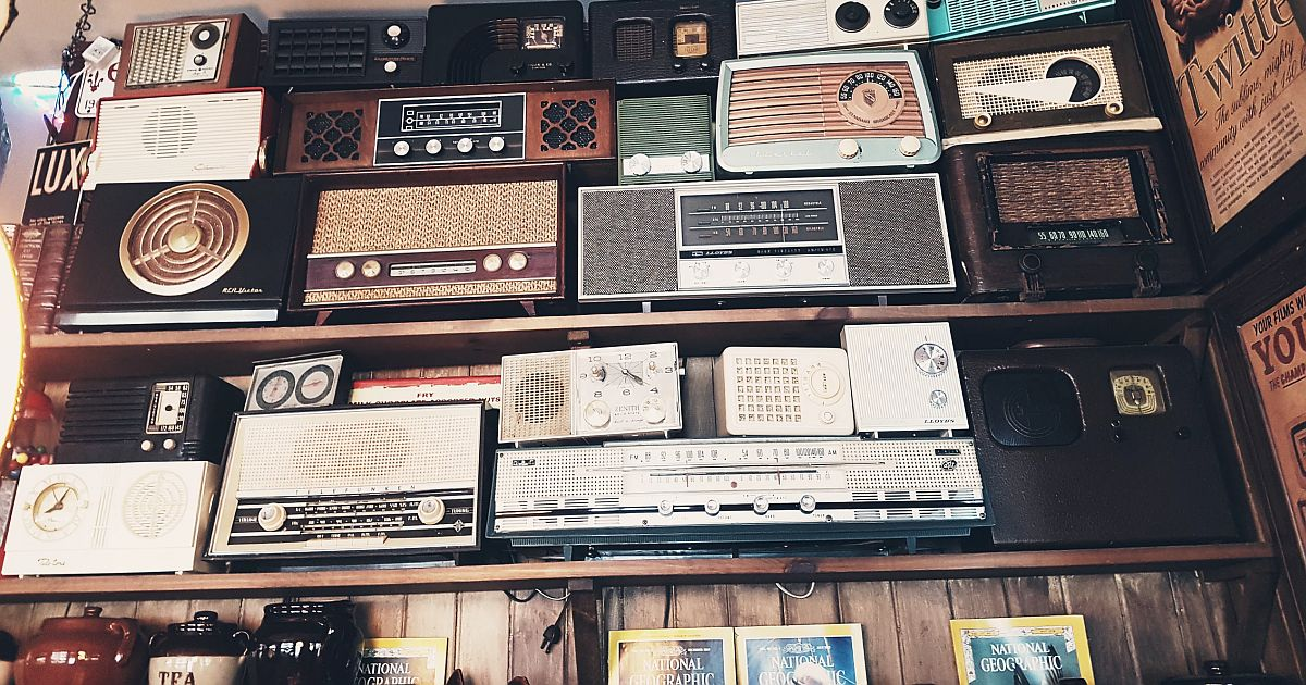 Radios - BBC 1987