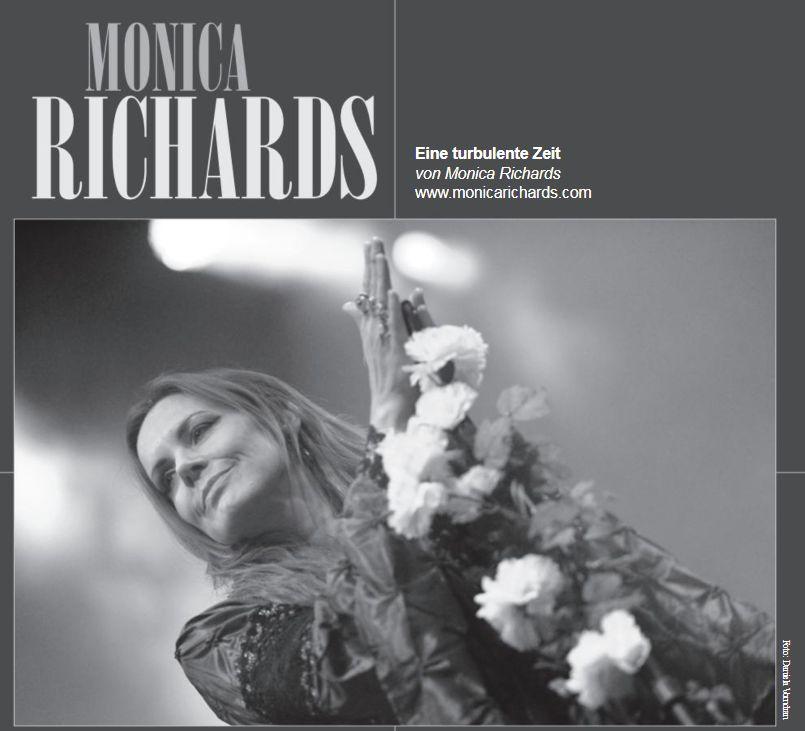 Pfingsgeflüster 2018 - Monica Richards