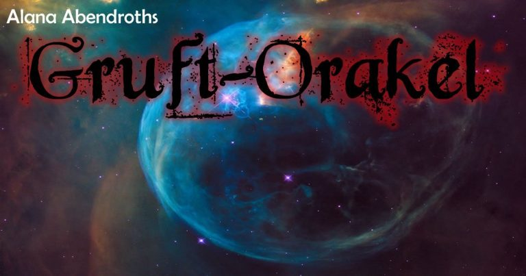 Gruft-Orakel Oktober 2019: Der Dämon sollte auf seine innere Stimme hören