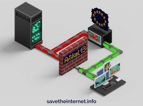 Artikel 13 - SavetheInternet
