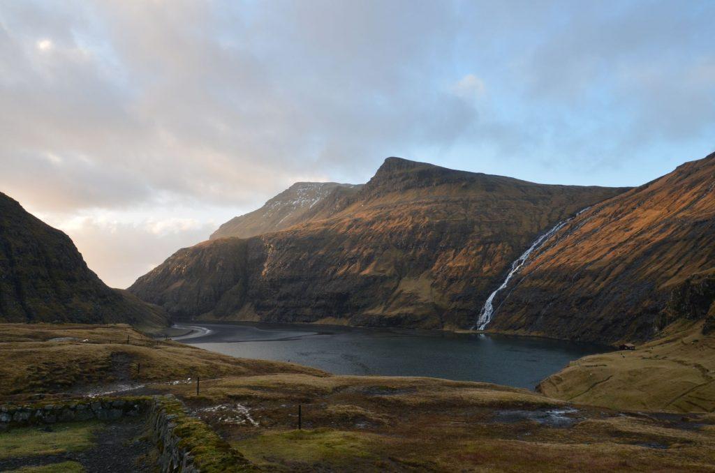 Färöer - Eine malerische Bucht