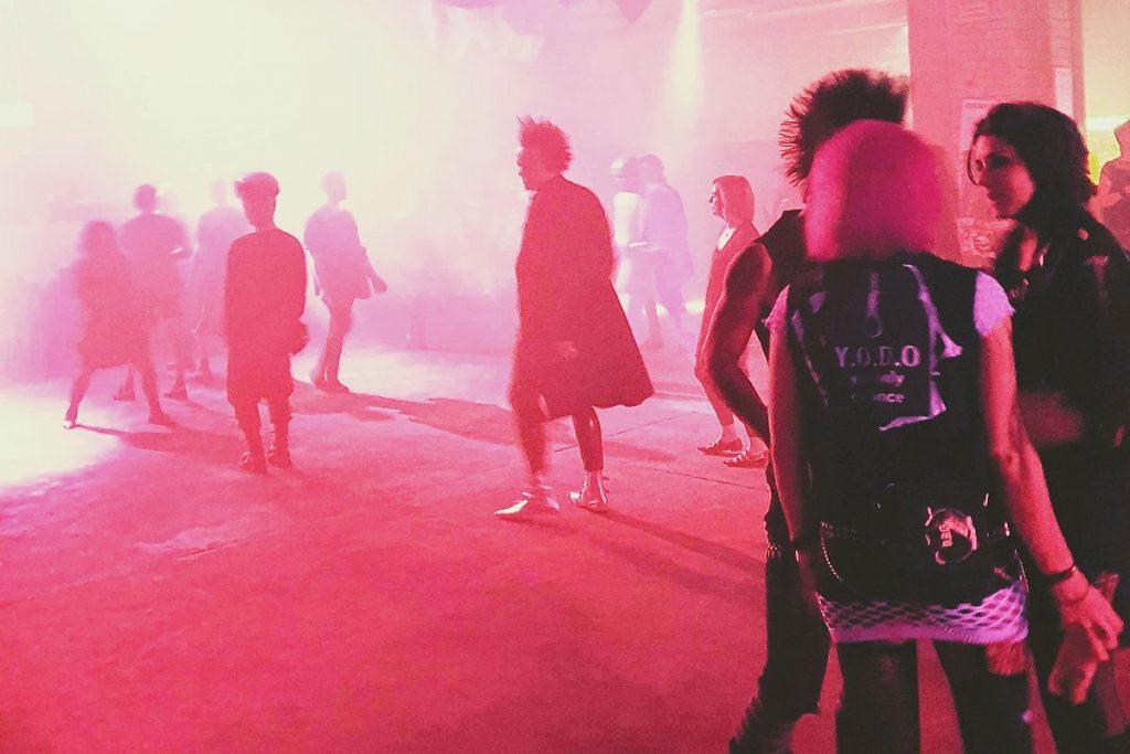 WGT 2019 - Robert beim Tanzen