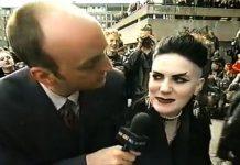 Reporter mit Grufti