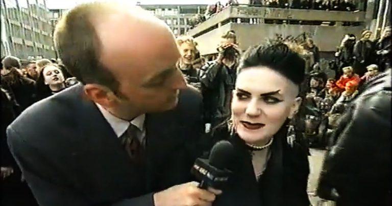 """Video: Domplattentreffen 1994 in der Sendung """"Theo auf Touren"""" auf RTL"""