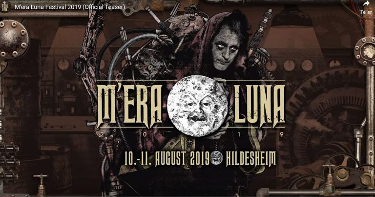 M'era Luna 2019 – Ein überraschend anderes Festival? (am Wochenende auch im NDR Livestream)