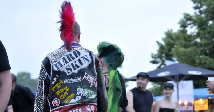 Fuer immer Punk - WGT 2014 - Tobi Blank