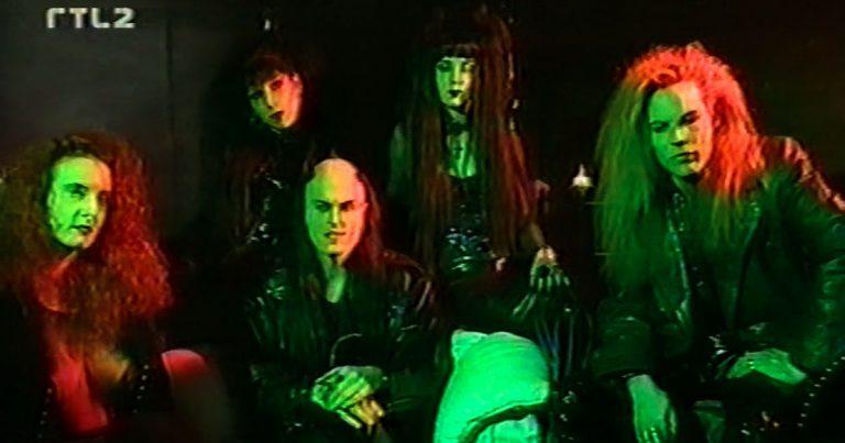 1997: Mozart meint, weil Gothics krass aussehen, haben sie auch krassen Sex