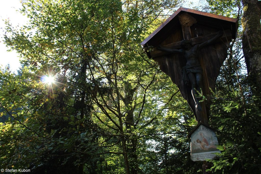 Naturpark Augsburg - Düsteres Kreuz