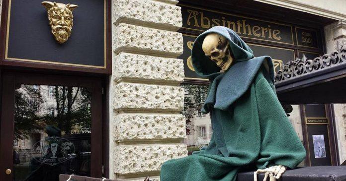 Absintherie Sixtina - Galerie