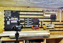 Der Grufti und das Equipment