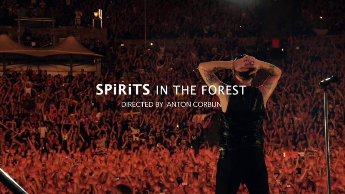 Spirits In The Forest - Depeche Mode
