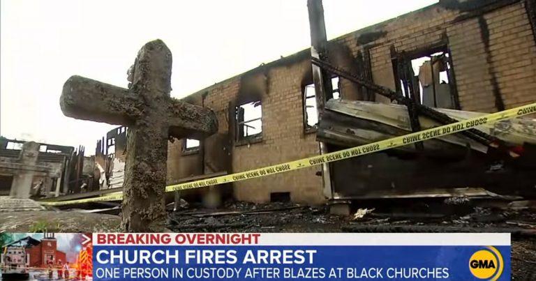 """""""Lords of Chaos"""" Nachahmer: Black-Metal-Musiker zündet drei Kirchen in Louisiana an"""