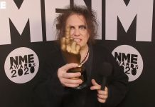 The Cure - NME Awards