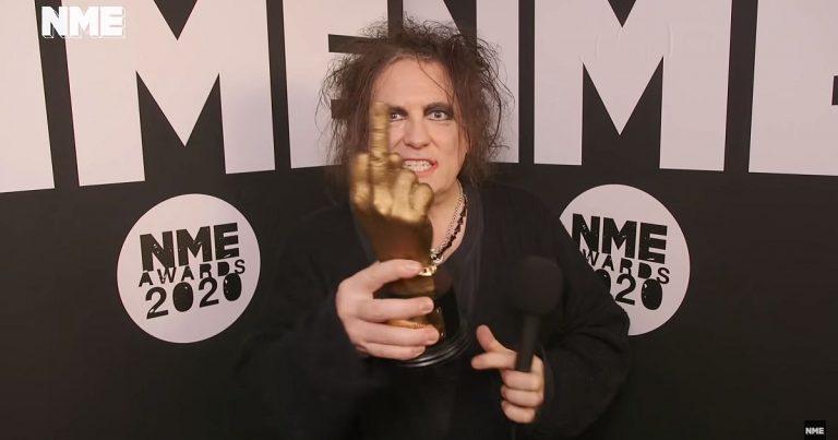 NME Awards: The Cure bester Festival-Headliner und Robert Smith gibt Album Update