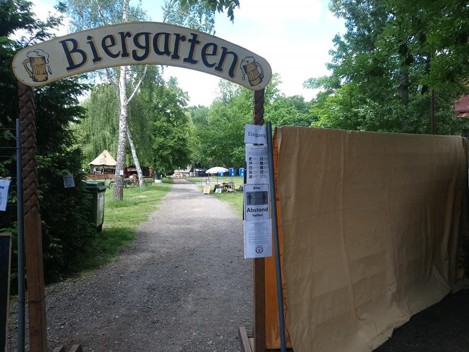 Biergarten WGT 2020