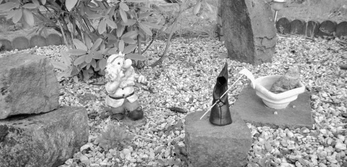 Im Garten des Nichts