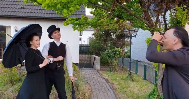 Video: Wave-Gotik-Treffen 2020 in Oberhausen – LARP im Ruhrpott