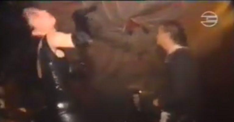 Video 1994: Wie die Gruftis Schwermut und Tristesse zum Kult erheben