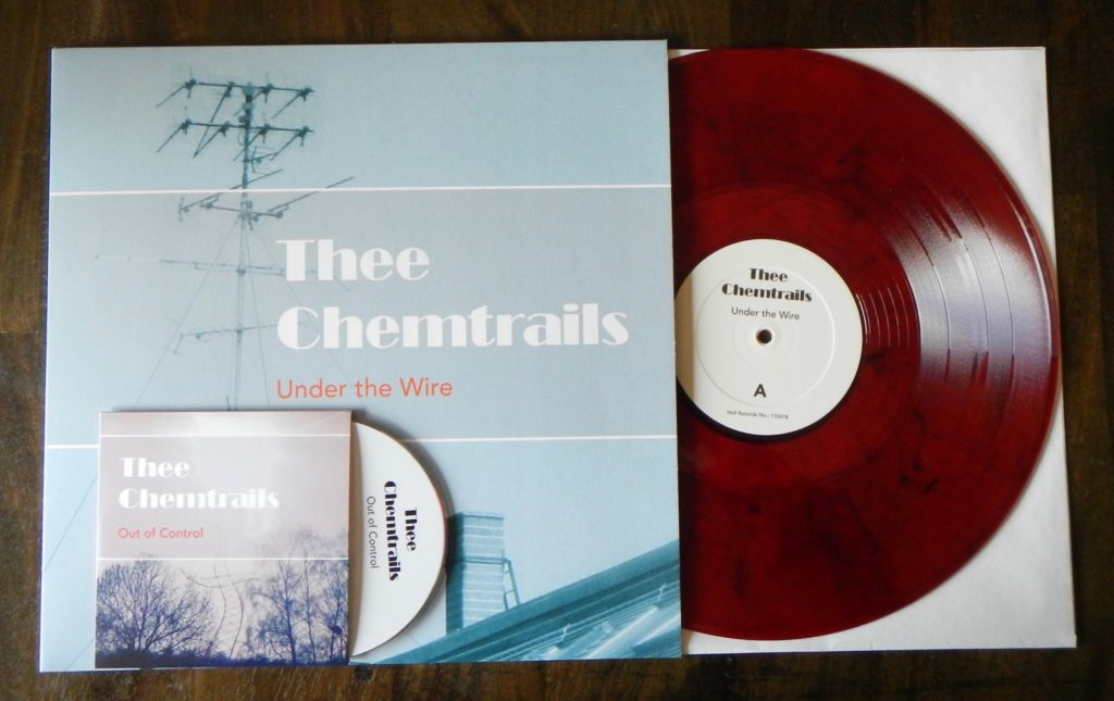 Thee Chemtrails - Under the Wire